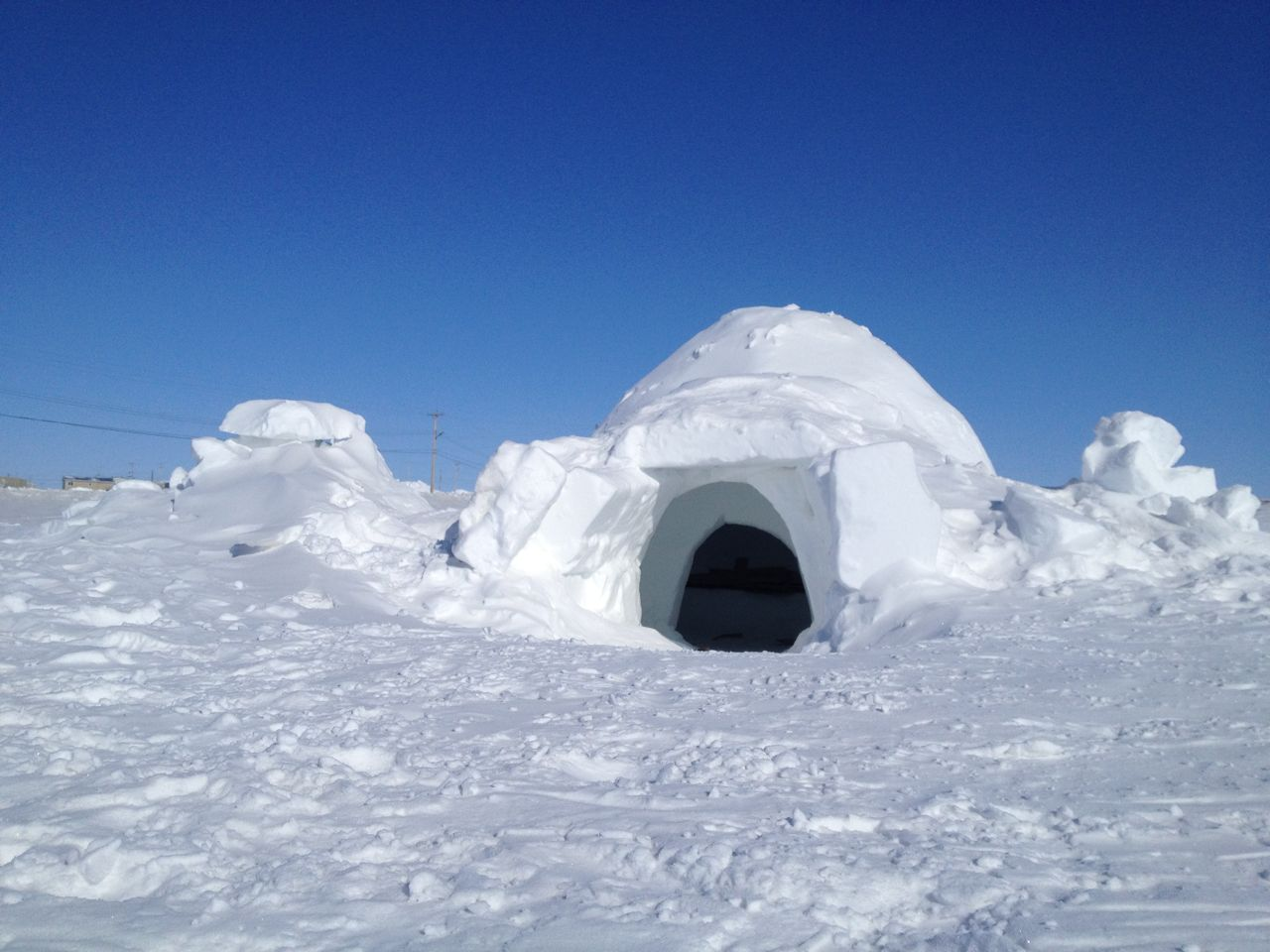 Pictures Of Igloos